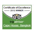 TripAdvisor - Cape House, Bangkok